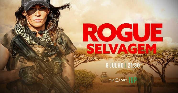 TVCine Top estreia filme Rogue- Selvagem