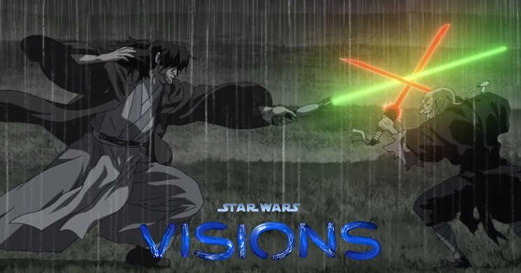 Teaser da série Star Wars: Visions