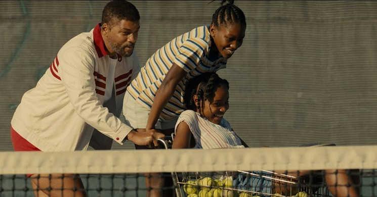 Will Smith é o pai da tenistas Vénus e Serena Williams no trailer legendado de