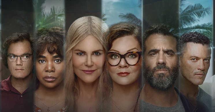Trailer oficial da série Nine Perfect Strangers