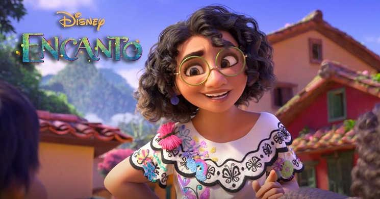 Trailer português do filme animado Encanto