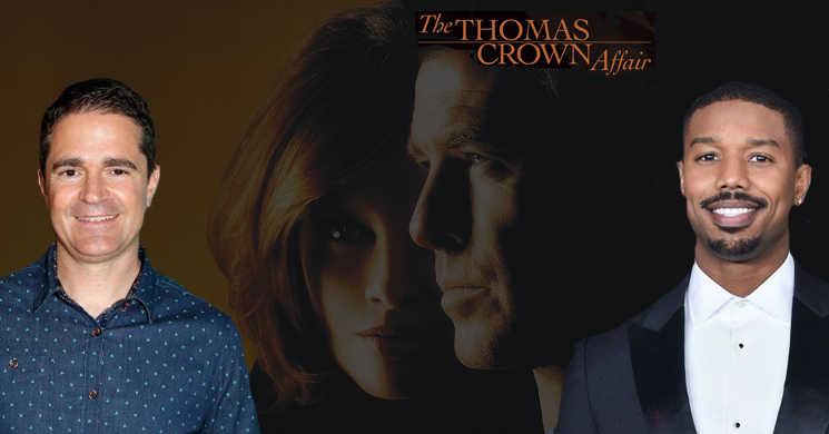 Wes Tooke vai escrever remake de The Thomas Crown Affair