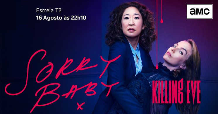 AMC Portugal estreia temporada 2 de Killing Eve