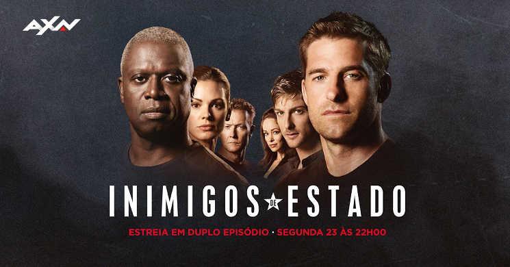 AXN Portugal estreia esta noite a série