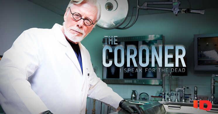 Canal ID estreia temporada 3 de The Coroner: Speak for the Dead