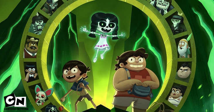 Cartoon Network emite o especial