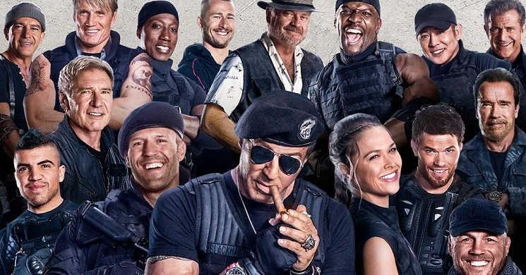 Confirmado o regresso de Sylvester Stallone e a sua equipa para