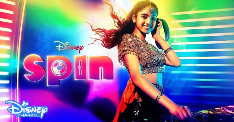 Disney Channel Portugal estreia o filme Spin