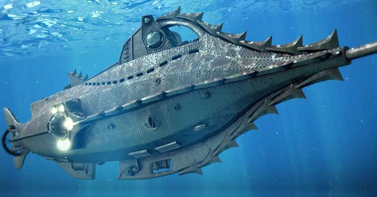 Disney anuncia série prequela live-action Nautilus