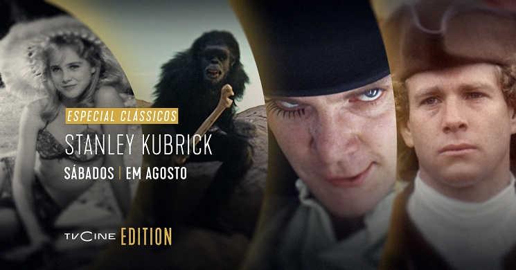 Especial Stanley Kubrick nos canais TVCine