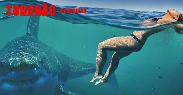 Estreia da curta-metragem Tubarão: O Regresso