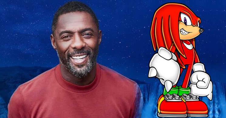 Idris Elba vai dar voz a Knuckles the Echidna no filme