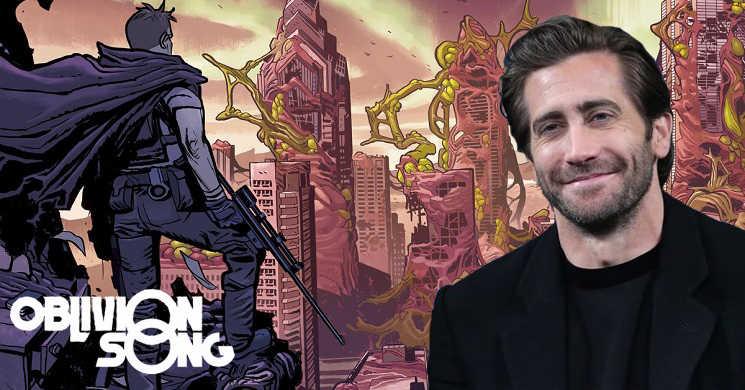 Jake Gyllenhaal vai produzir e protagonizar a adaptação de