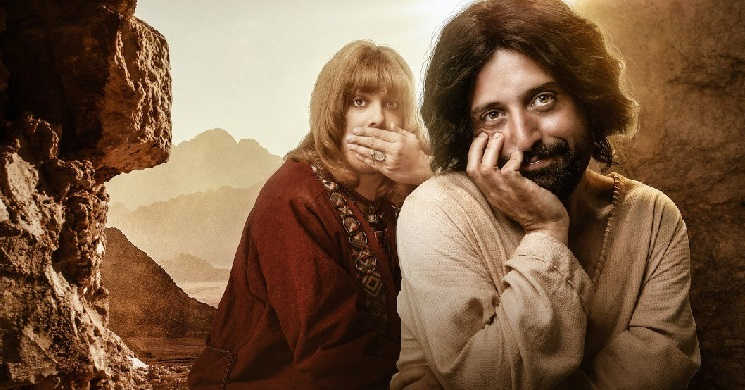 Netflix vai remover o Especial de Natal A Primeira Tentação de Cristo