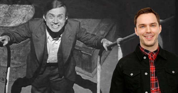 Nicholas Hoult vai ser o assistente de Drácula no filme de monstros
