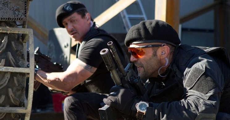 Sylvester Stallone confirma spin-off da franquia Os Mercenários