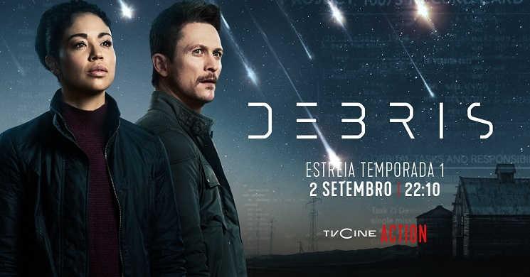 TVCine Action estreia a série Debris