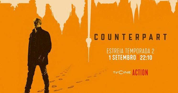J. K. Simmons está de volta ao TVCine Action com a estreia da 2ª temporada de