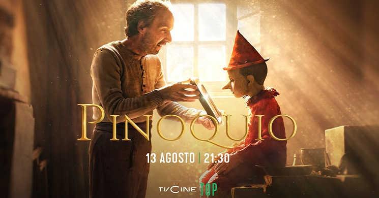 TVCine Top estreia o filme Pinóquio