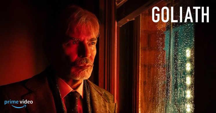 Temporada 4 de Goliath estreia na Amazon Prime Video