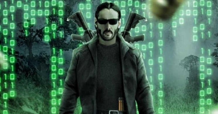 The Matrix Resurrections titulo do quarto filme da franquia