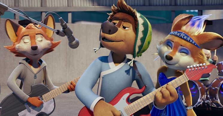Trailer da versão em português da animação