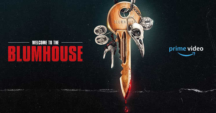 Welcome To The Blumhouse na Amazon Prime Video