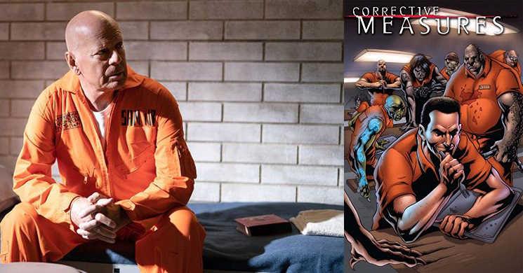 Bruce Willis protagonizará o thriller de ação