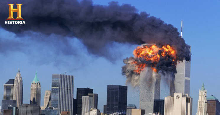 Canal História estreia o especial 11 de setembro 20 anos