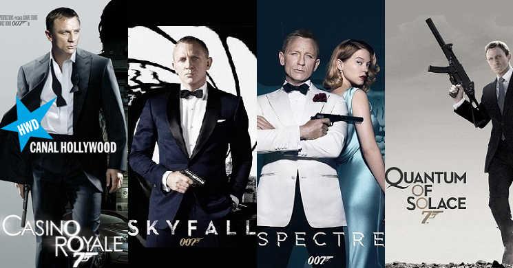 Canal Hollywodd exibe a partir deste domingo o especial James Bond