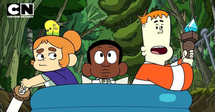 Cartoon Network estreia novos episódios O Mundo de Craig