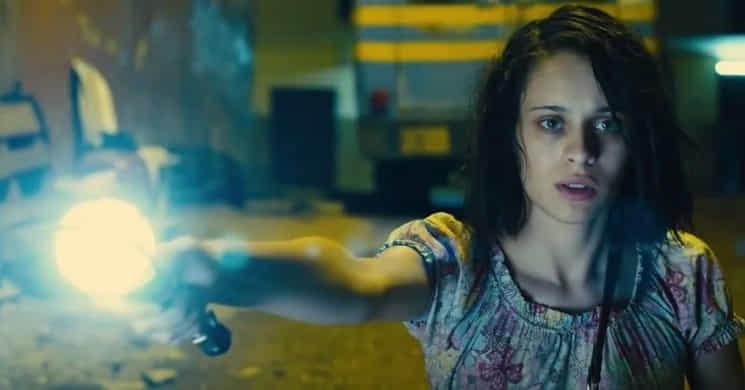 Daniela Melchior entre os protagonistas do thriller de ação