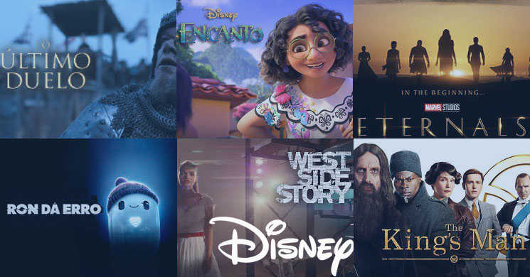 Lançamentos da Disney até ao fim do ano vão ter estreias exclusivas em cinema