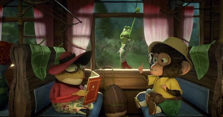 Chega esta semana aos cinemas a animação