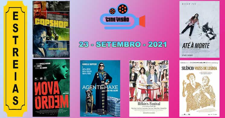Quinta-feira é dia de estreias. 6 novos filmes chegam aos cinemas nacionais