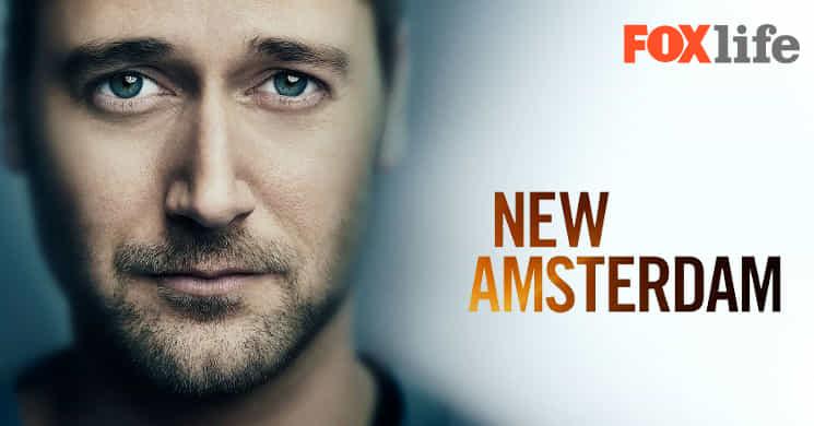 """Fox Life estreia nova temporada do drama médico """"New Amesterdam"""""""