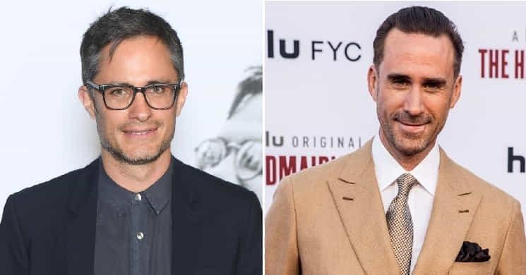 Gael Garcia Bernal e Joseph Fiennes no thriller The Mother