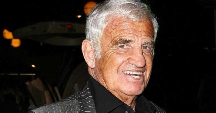 Morreu Jean-Paul Belmondo. Ícone do cinema francês tinha 88 anos