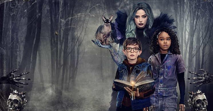 Já está disponível na Netflix Portugal o filme de fantasia
