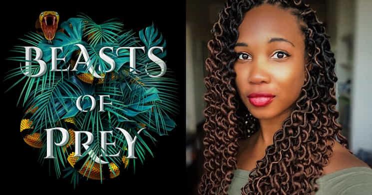 Netflix vai adaptar o romance Beasts of Prey