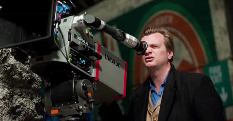 Próximo filme de Christopher Nolan vai ser distribuído pela Universal Pictures