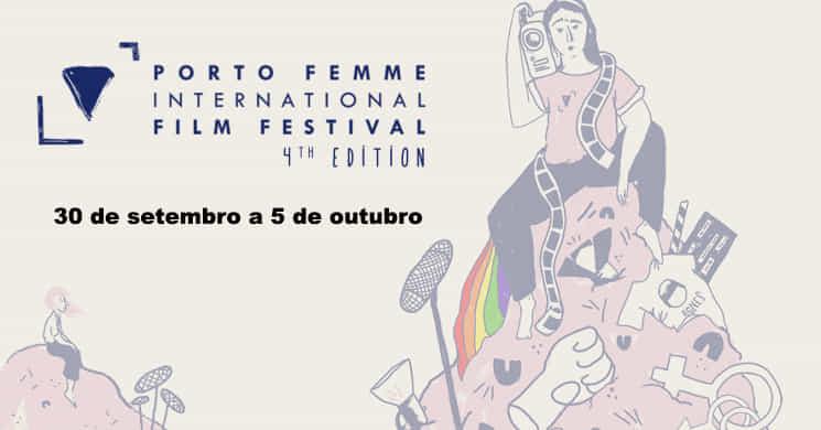 Porto Femme - Festival Internacional de Cinema está de volta com a 4ª edição