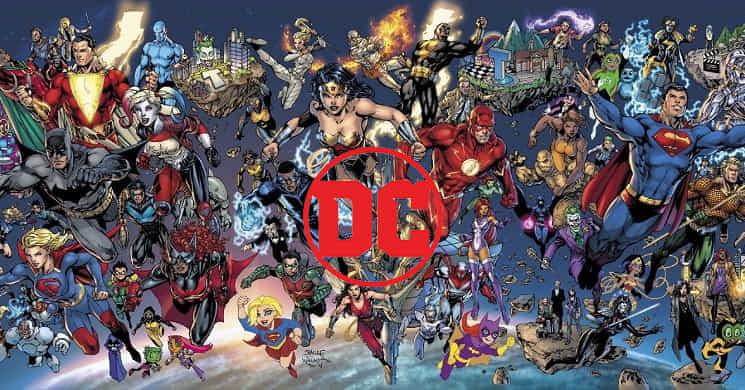 HBO Max encomendou série documental sobre a história e o legado da DC