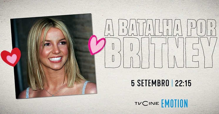TVCine Emorion estreia A Batalha Por Britney