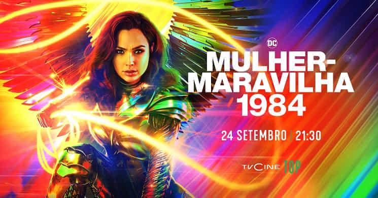 TVCine Top estreia o filme Mulher-Maravilha1984