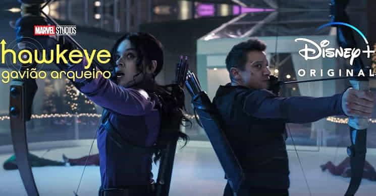 Trailer legendado da série Hawkeye: Gavião Arqueiro