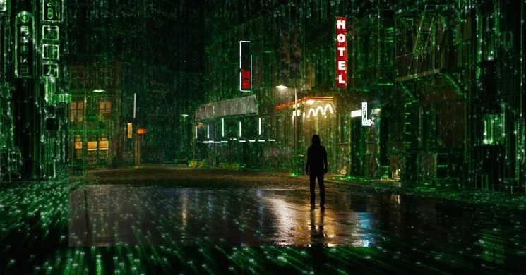 Keanu Reeves está de volta como Neo no trailer legendado de