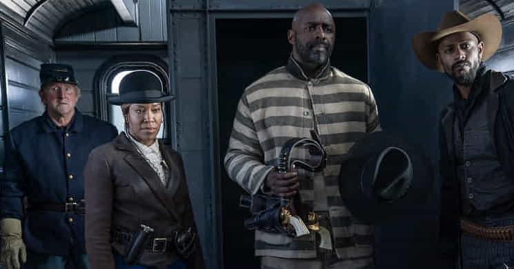 Idris Elba e Jonathan Majors em foco no trailer legendado do western