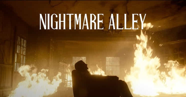 railer oficial de Nightmare Alley