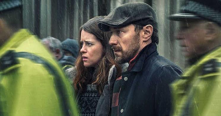 James McAvoy e Claire Foy em destaque no trailer do thriller
